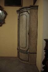 Lacquered corner, Veneto, '700-1