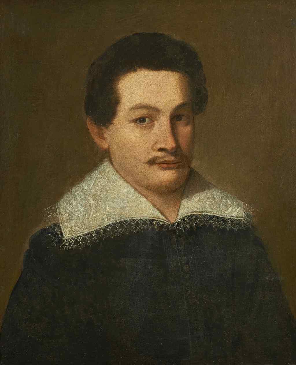 Portrait d'un homme noble -  NMRossi