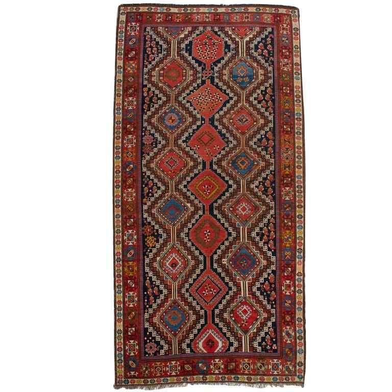 Shirvan tapis de collection