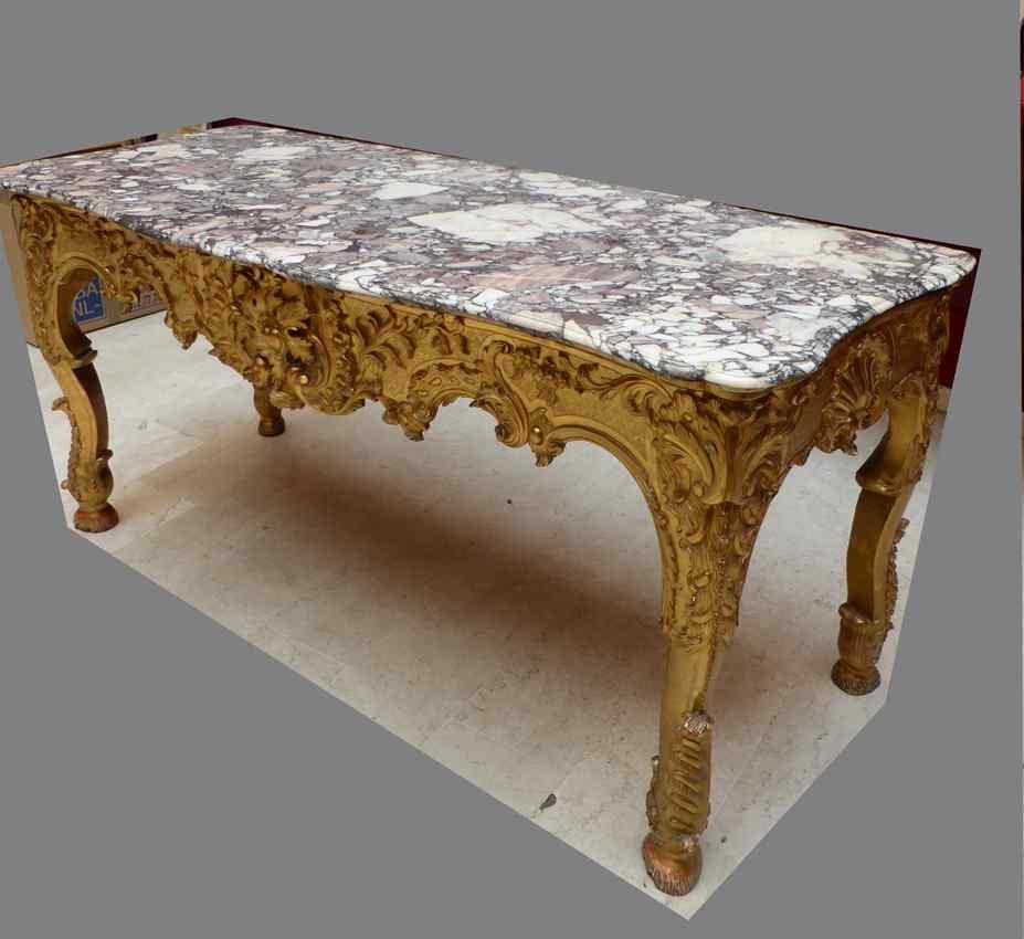 Louis XV console :: AnticSwiss