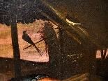 L'Adoration des bergers - Atelier de Jacopo Bassano-0