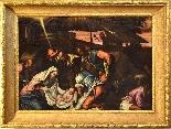 L'Adoration des bergers - Atelier de Jacopo Bassano-1