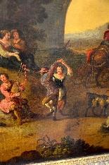 Michelangelo Cerquozzi (1602 - 1660) atelier, festival rural-6