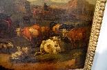 Michelangelo Cerquozzi (1602 - 1660) bottega, Festa rurale-5