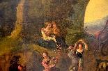 Michelangelo Cerquozzi (1602 - 1660) bottega, Festa rurale-7