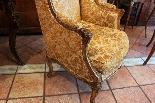 paire de fauteuils antiques dorés du 19ème siècle-6