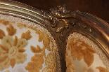paire de fauteuils antiques dorés du 19ème siècle-3