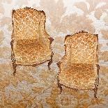 paire de fauteuils antiques dorés du 19ème siècle-0