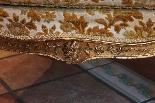 paire de fauteuils antiques dorés du 19ème siècle-2