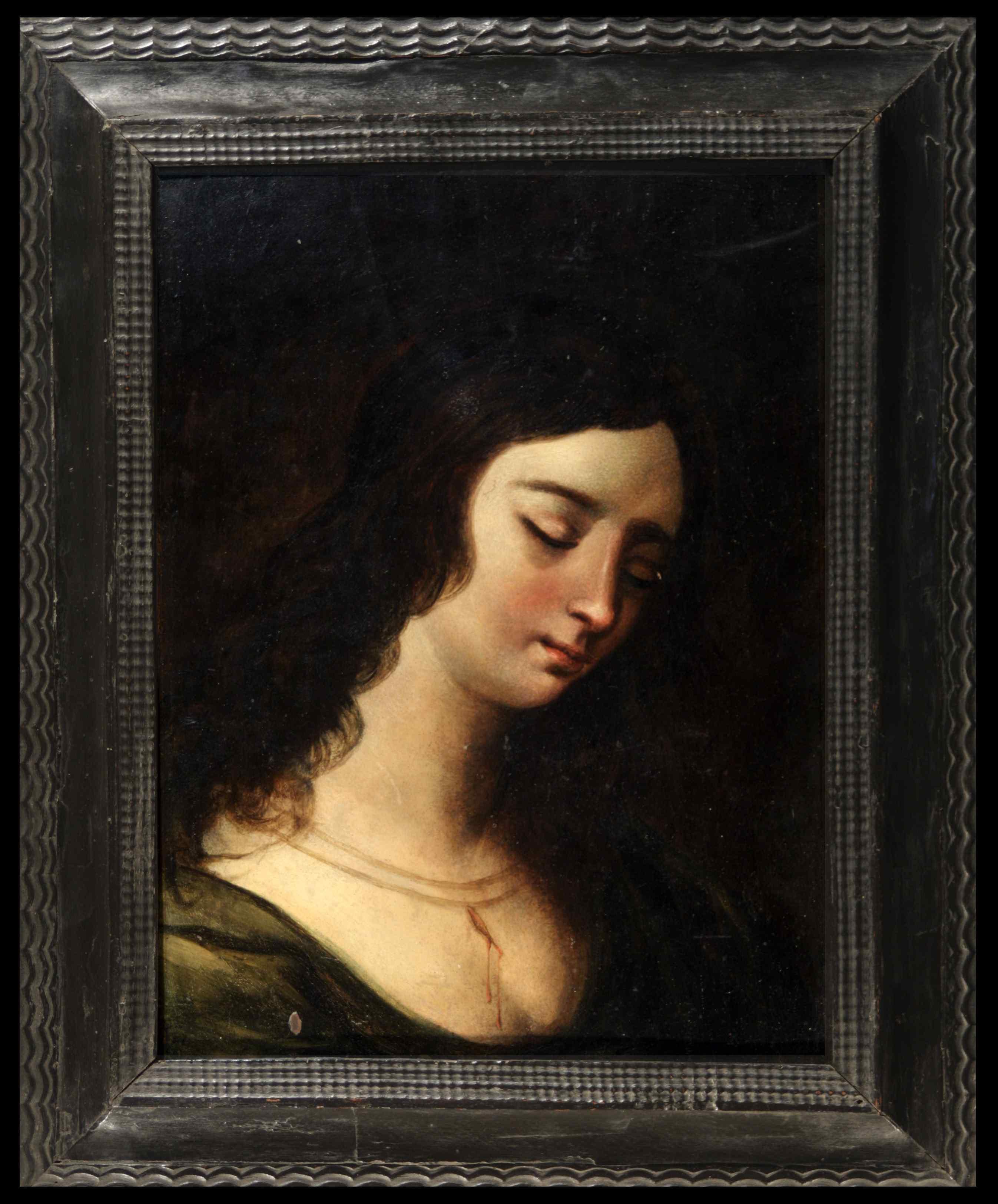 Francesco Gessi (Bologne 1588-1649) - Lucrezia