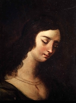 Francesco Gessi (Bologne 1588-1649) - Lucrezia-1