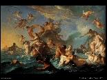 Le triomphe de Galatée - Nicolas Coypel (Paris 1690 - 1734)-0