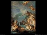 Le triomphe de Galatée - Nicolas Coypel (Paris 1690 - 1734)-1