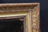 Ancienne peinture à l'huile sur toile représentant Noblewoma-6
