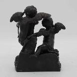 Antica Scultura in bronzo - XIX secolo-4