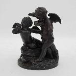 Antica Scultura in bronzo - XIX secolo-2
