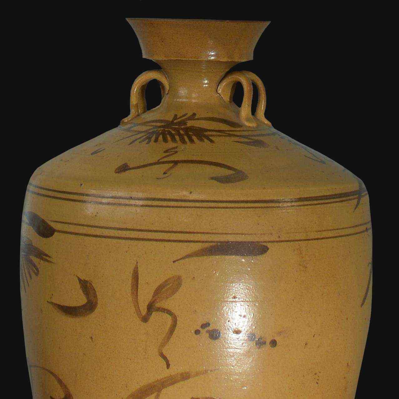 Antico Vaso cinese, Ming 1368 - 1644