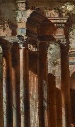 Capriccio Architettonico Alberto Carlieri-4