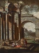Capriccio Architettonico Alberto Carlieri-0