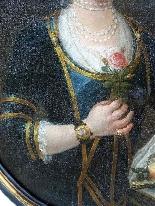 The Countess Hummingbird, Important Portrait 17th-5