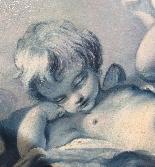 Gruppo di Putti alati, Scuola Francese di Francois Boucher-2