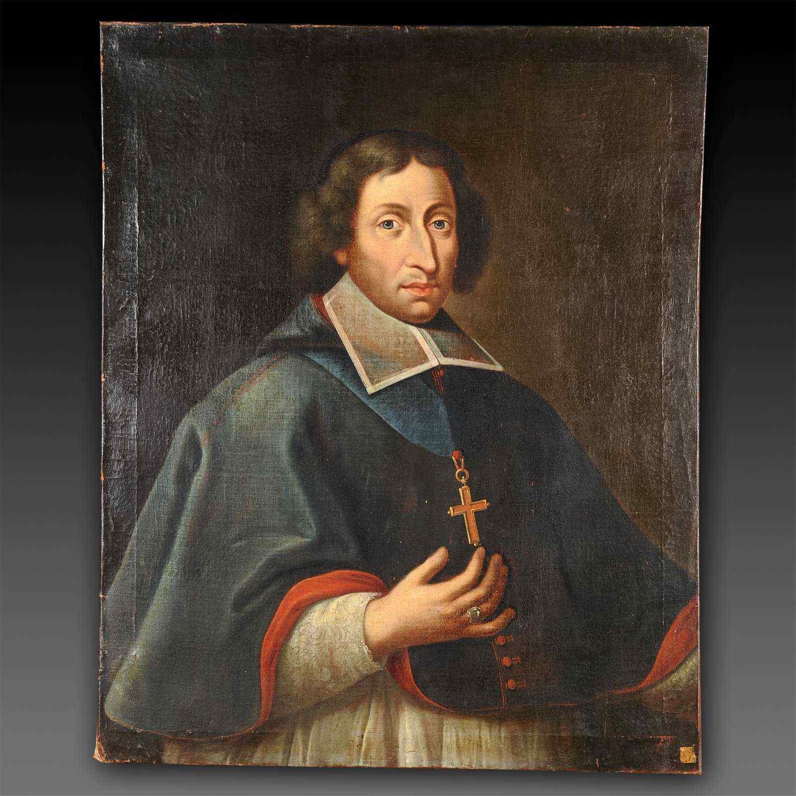 Ritratto di Fenelon, Filosofo e Arcivescovo Duca di Cambrai