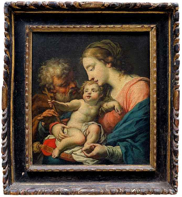 Sainte Famille école vénitienne 600