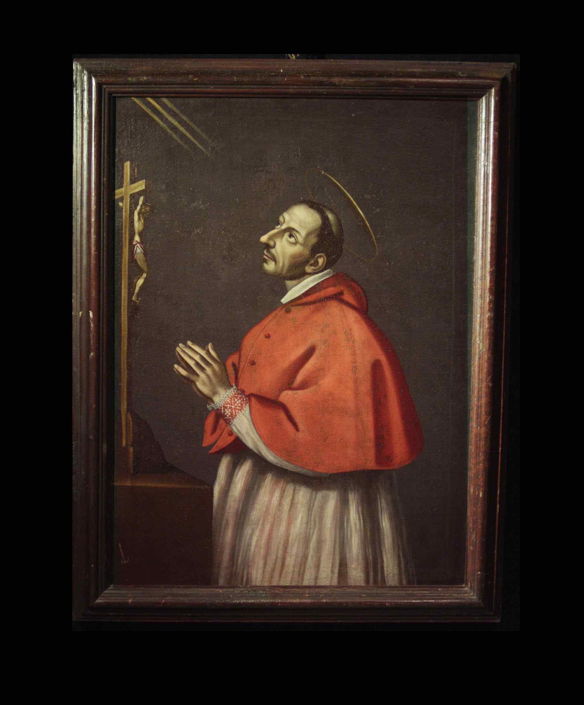 San Carlo Borromeo, Toscane, 17ème siècle