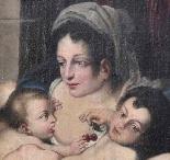 Allegoria della Carità Carlo Cignani-2