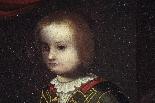 Portrait d'un enfant avec un chien, Vénétie, 17ème siècle-3