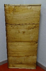ANCIEN MOBILE A RIBALTA LOMBARDIE LUIGI XVI-8