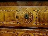 ANCIEN MOBILE A RIBALTA LOMBARDIE LUIGI XVI-2