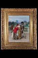 FHKAEMMERER (1839-1902), Peinture ancienne-4
