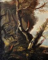 Paysage fluvial - Francesco Zuccarelli (1702 - 1788)-0