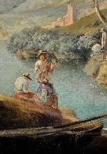 Paysage fluvial - Francesco Zuccarelli (1702 - 1788)-3