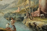 Paysage fluvial - Francesco Zuccarelli (1702 - 1788)-4