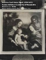 Mariage Mystique De Sainte-catherine d'Alexandrie-6