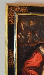 Mariage Mystique De Sainte-catherine d'Alexandrie-3