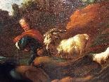 Paesaggio con pastore e armenti.-3