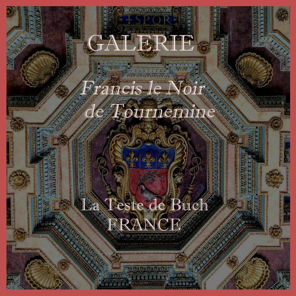 Galerie Francis Le Noir de Tournemine